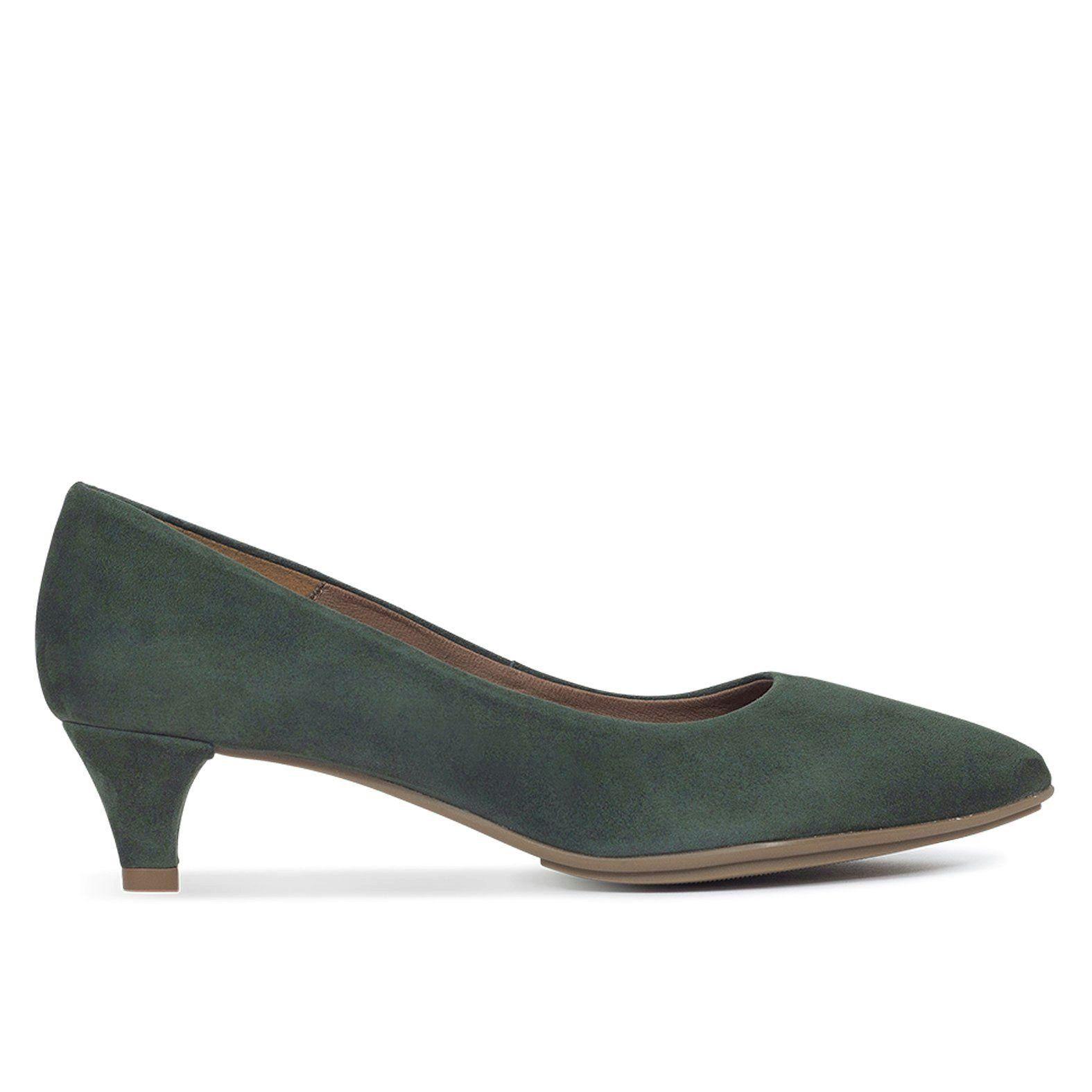 d5614987 Zapatos de mujer stilettos VERDE BOTELLA – Zapatos miMaO Online – miMaO  ShopOnline