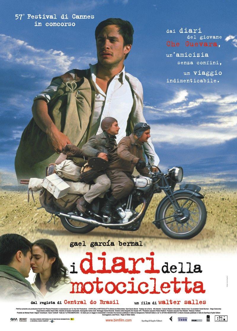 The Motorcycle Diaries Good Movies Movies Diary Movie