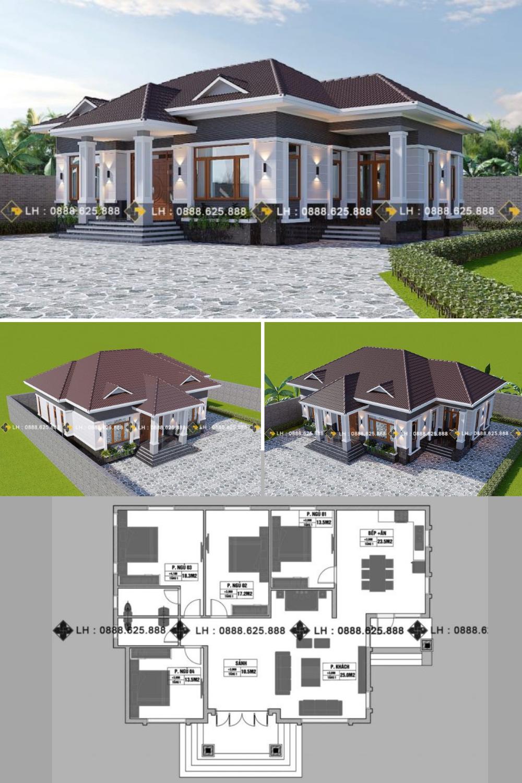 Gorgeous four bedroom bungalow