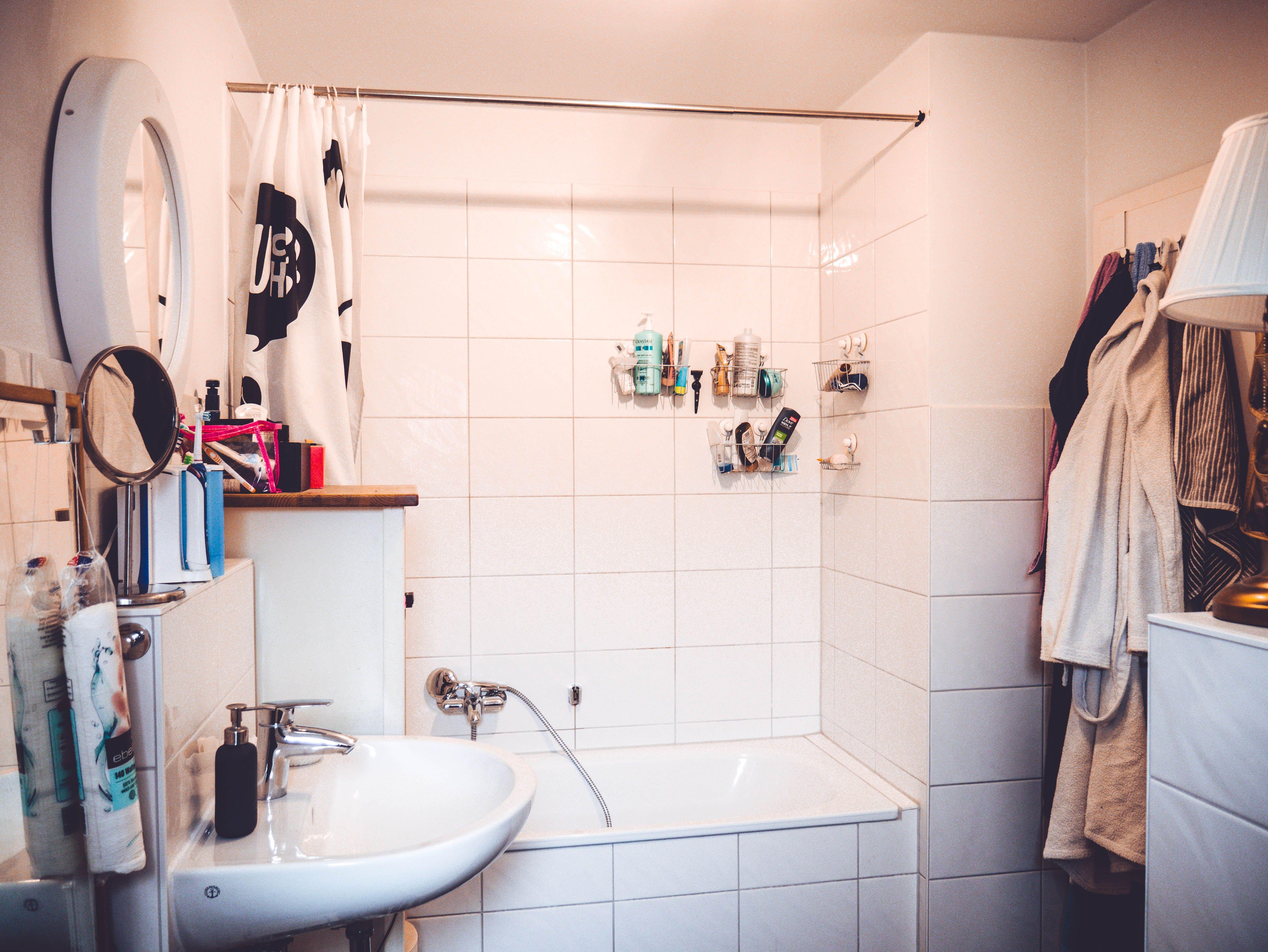 Damit Es Auch Im Wg Badezimmer Immer Ordentlich Bleibt Muss