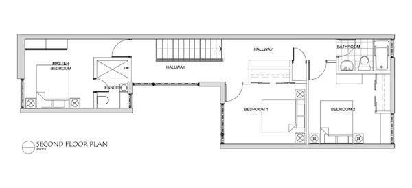 Hotel And Resort Design 2nd Floor Plan As Bedroom Master Living Room Kitchen Hall Way