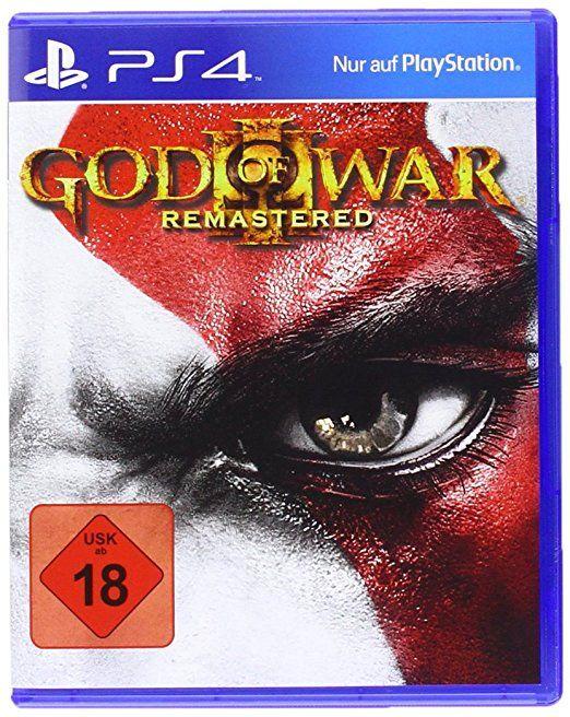 God Of War 3 Remastered Playstation 4 Playstation Spiele Playstation Geschenk Play Station 4 Geschenkideen Playstation 4 God Of War Playstation