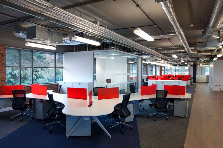 Software development company case study techo office furniture systems