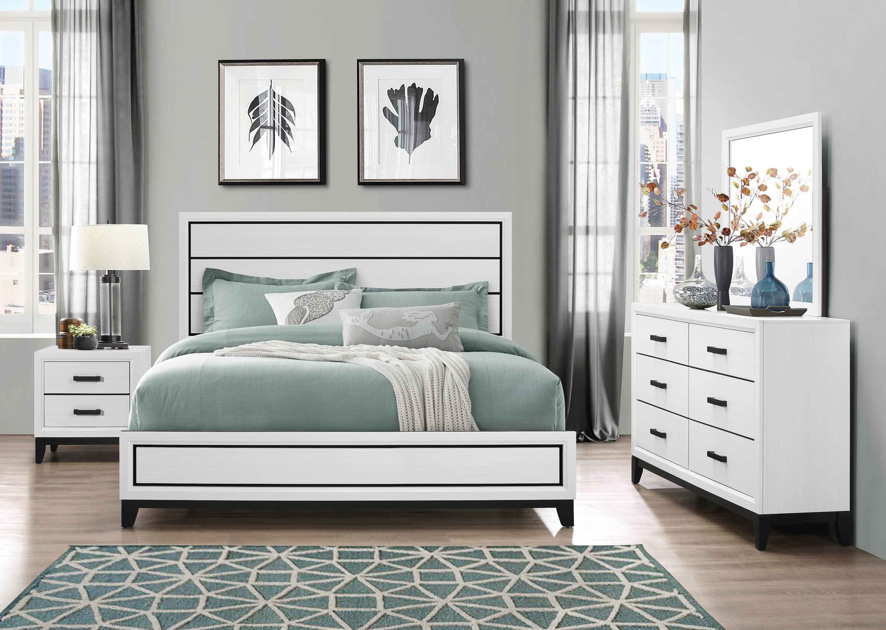 Furniture Usa Kate Bedroom Set In 2020