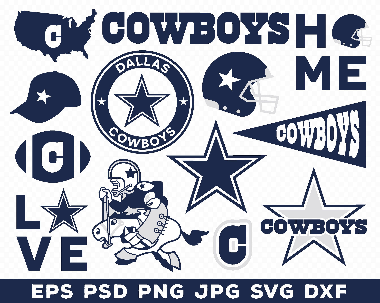 Dallas Cowboys, Dallas Cowboys logo, Dallas Cowboys svg