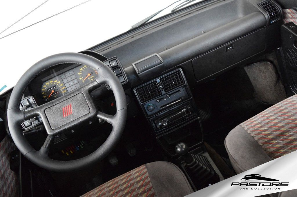 Fiat Uno 1 6 R Mpi 1993 Pastore Car Collection Fiat Uno Gol