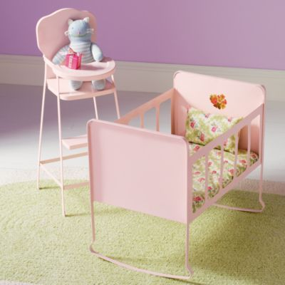 land of nod high chair doll covers or not wedding the and crib furniture annabel would love this when she gets bigger