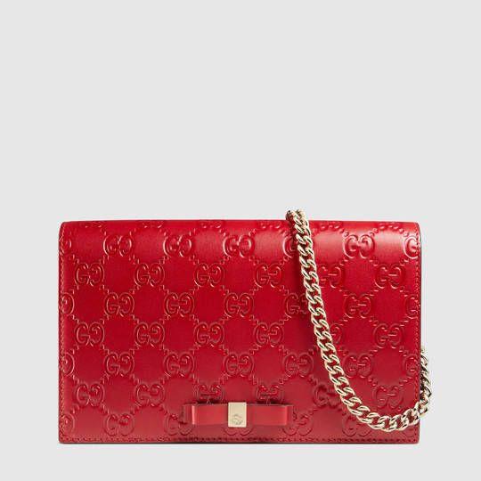 9571404e9303 Signature mini bag | bags | Mini Bag, Bags, Wallets for women leather