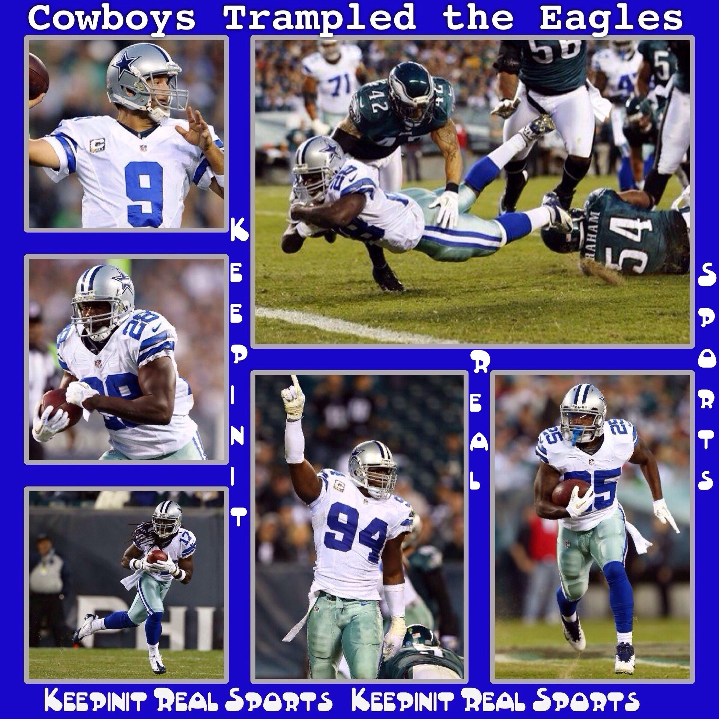 Keepinit Real Nfl Stats Cowboys Vs Eagles Cowboys 38 4 5 3 3 Away Eagles 23 3 6 2 3 Home Final Top Performers Passing With Images Nfl Stats Cowboys Vs Sports