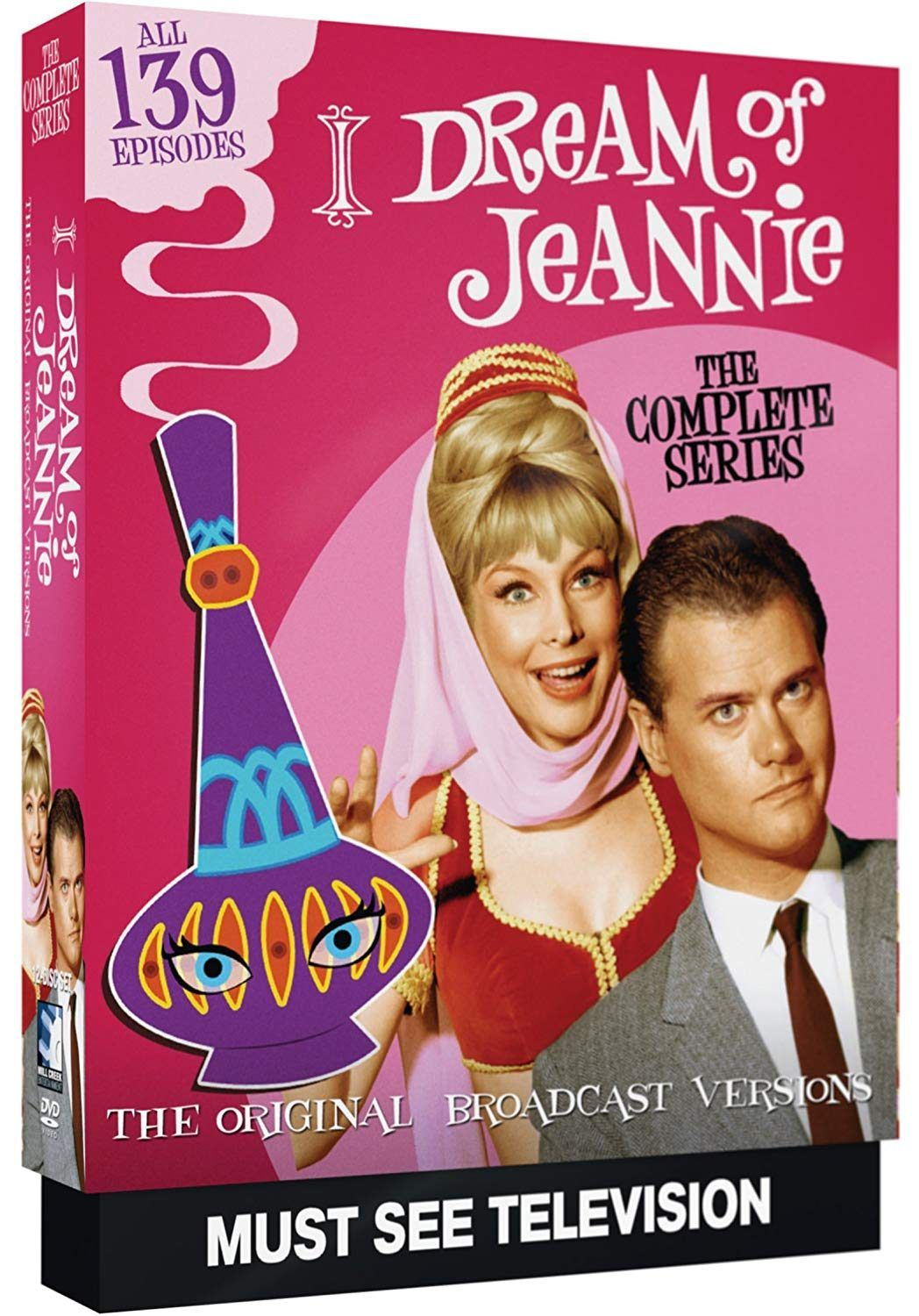 I Dream Of Jeannie The Complete Series Box Set 15 99 Amazon Com