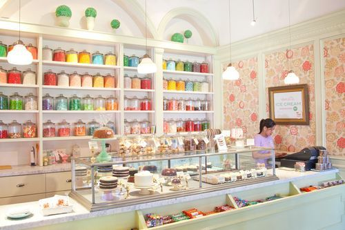 Miette Candy and Cake Shop in San Francisco