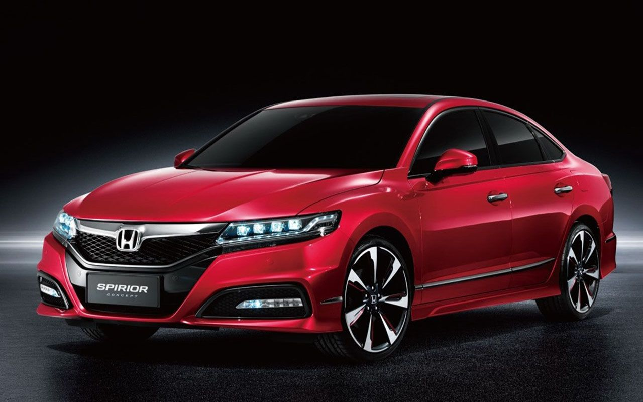 Honda concept b and honda spirior concept were exhibited and shown for the first time at auto china in april honda is now announcing it plans to intr