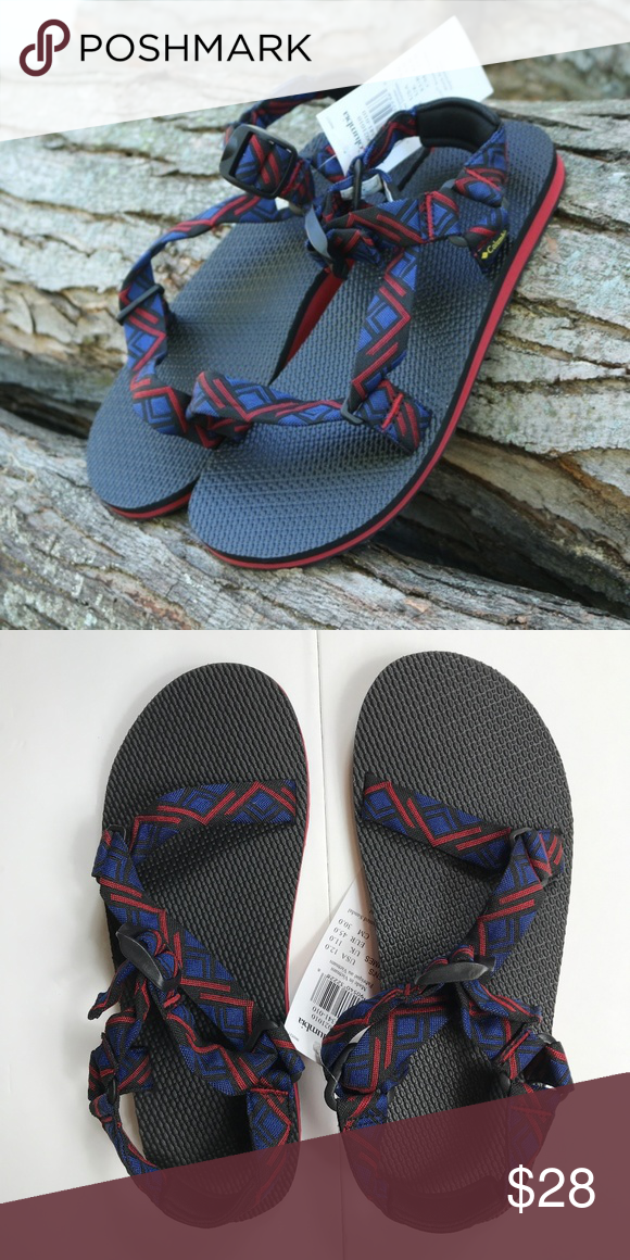 e275ad4d7ec9 Columbia Water Sports Sandals - Red River Columbia Red River Printed Sandal  Original price   55.00