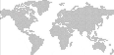 Vector world map 6g wall art inspiration work pinterest vector world map 6g gumiabroncs Images
