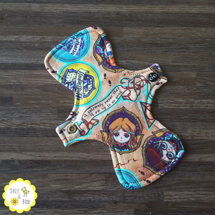 I Am Up To No Good 8 Inch Liner Cloth Pads Buy Patterns Handmade