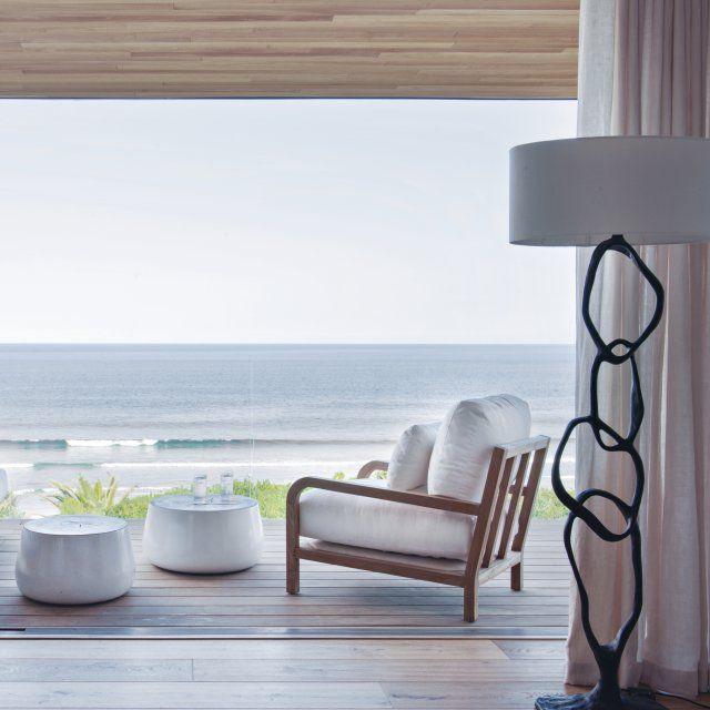 Une maison de rêve avec vue sur lu0027océan Deck patio, House and