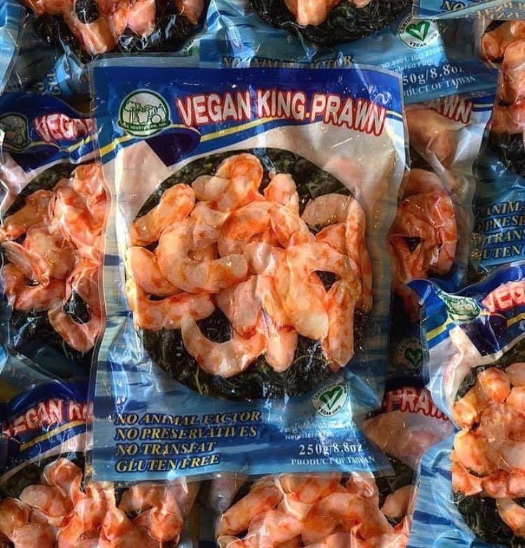 All Vegetarian Inc Vegan Shrimp Vegan Shrimp Vegan Crab Vegan Foods