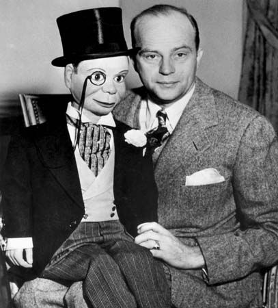 Image result for charlie mccarthy dummy