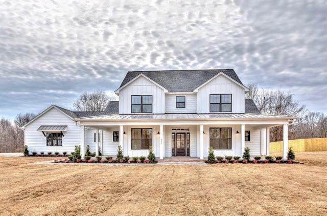 Der Farmhouse Stil ein Trend aus Amerika! Landhäuser