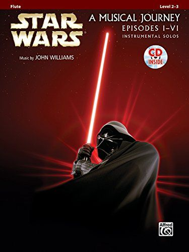 Download Free Star Wars Instrumental Solos Movies I Vi Flute Book Cd Pop Instrumental Solo Series Pdf