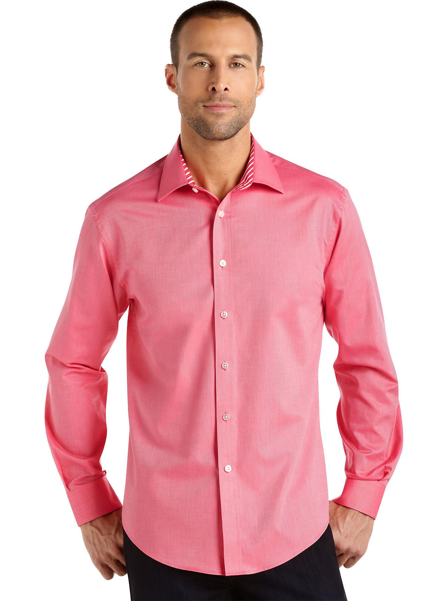 To establish a casual look at any event wear your shirt for Untucked dress shirt with tie