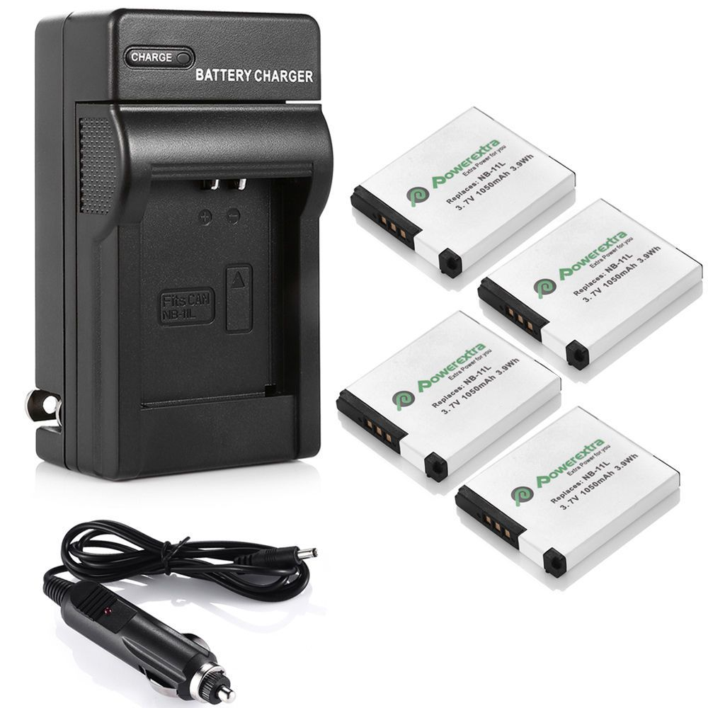Nb 11l Nb 11lh Battery Charger For Canon Powershot Sx410 Sx400 Is Elph 320 340 Powershot Canon Powershot Battery Charger