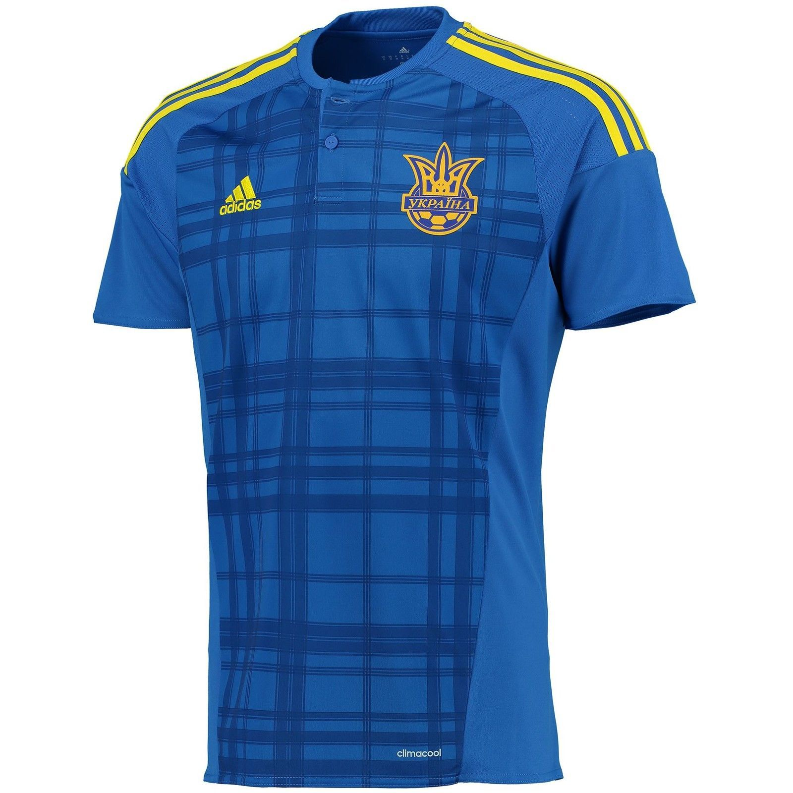 Ukraine Euro 2016 Away Jersey Shirt Cheap soccer jerseys