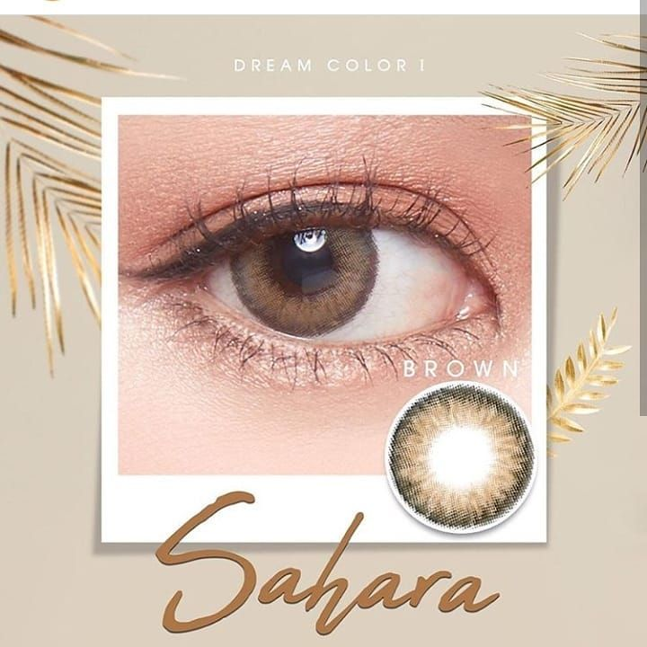 Sahara Browm By Dreamcon Dreamcolor Kadar Air 42 Masa