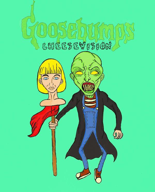 Goosebumps 11 By Cheesevision On Deviantart Goosebumps Deviantart 90s Cartoon