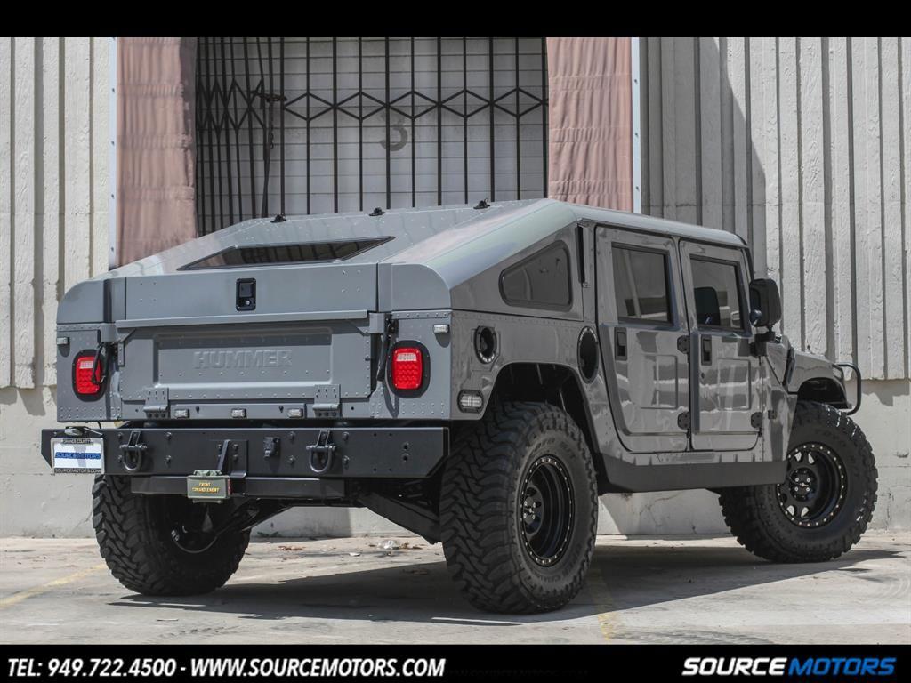 2000 Hummer H1 Slantback Photo 16 Fountain Valley Ca 92708 자동차