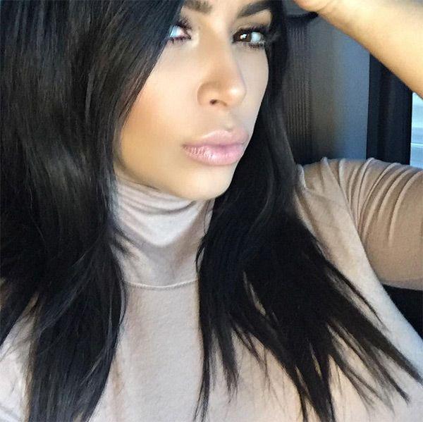 Kim Kardashians Pregnancy Glow How To Get It Without The Baby