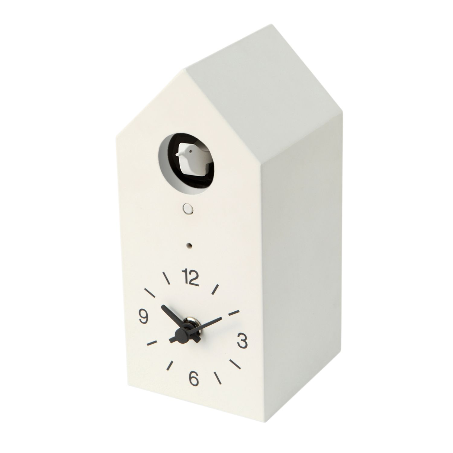 meridiana cuckoo clock cuckoo clock contemporary wall clocks muji cuckoo clot white