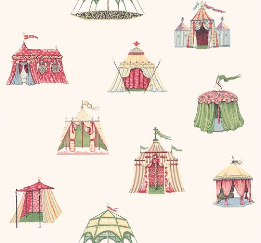 Cabanas 839 T 2335 Thibaut Wallpapers Intricately