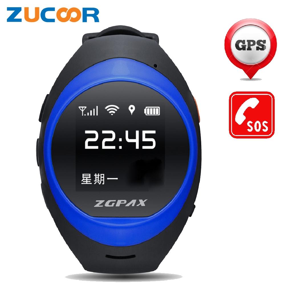 "47.68$  Buy here - http://alim06.shopchina.info/go.php?t=32691521724 - ""S888 2G Dual Smart Wrist Watch Kid Wristwatch Sport Clock Support SIM Card GPS AGPS Wifi SOS 1.2"""" HD Screen For Children Old Man""  #magazine"
