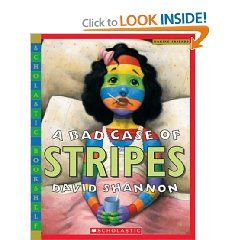 A Bad Case of the Stripes