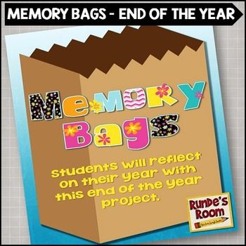 This fun, end of the year project will get your students reflecting on the year they spent in your classroom. The only thing students will need to complete this activity is a paper lunch bag (the lunch bags with the flat bottoms work the best as the students will be filling their bags with objects).Students will decorate the outside of their bags by coloring and completing the graphic organizers provided, and then gluing these organizers to the different panels on the bag.