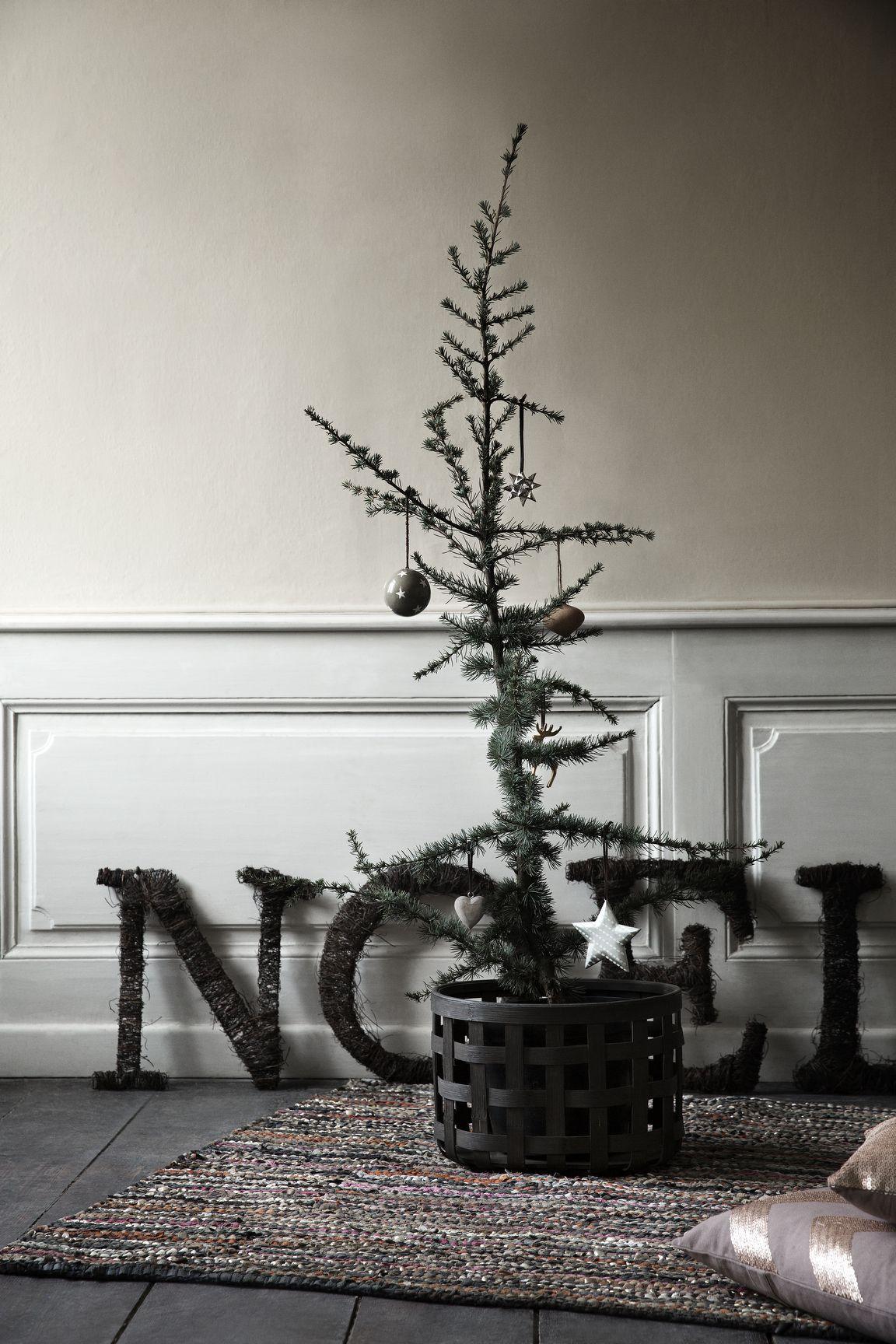 Weihnachtsdeko Schlicht Schon Christmas Pinterest