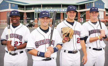 Mahoning Valley Scrappers Game Package For Two Or Four In Niles Up To 51 Off Four Options Available Minor League Baseball Baseball Players Kids Club