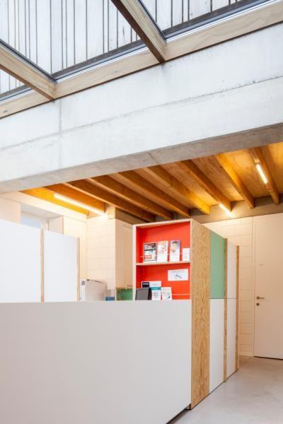 Declerck-Daels Architecten - Tandartsenpraktijk Charlotte Mestdagh ...