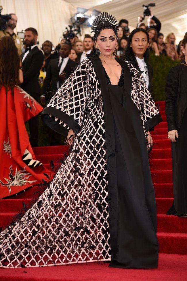 Lady Gaga   Met Gala 2015