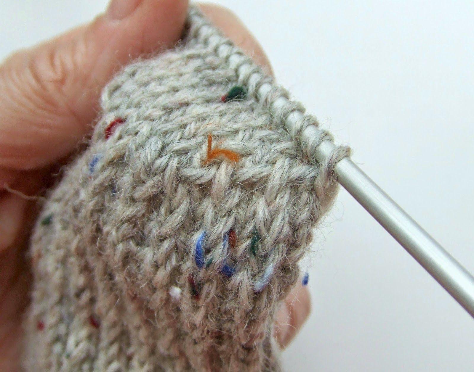 Winwick Mum: Basic 6ply boot socks - free pattern and tutorial ...
