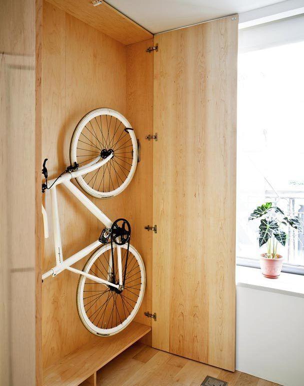 Merveilleux Bike Closet