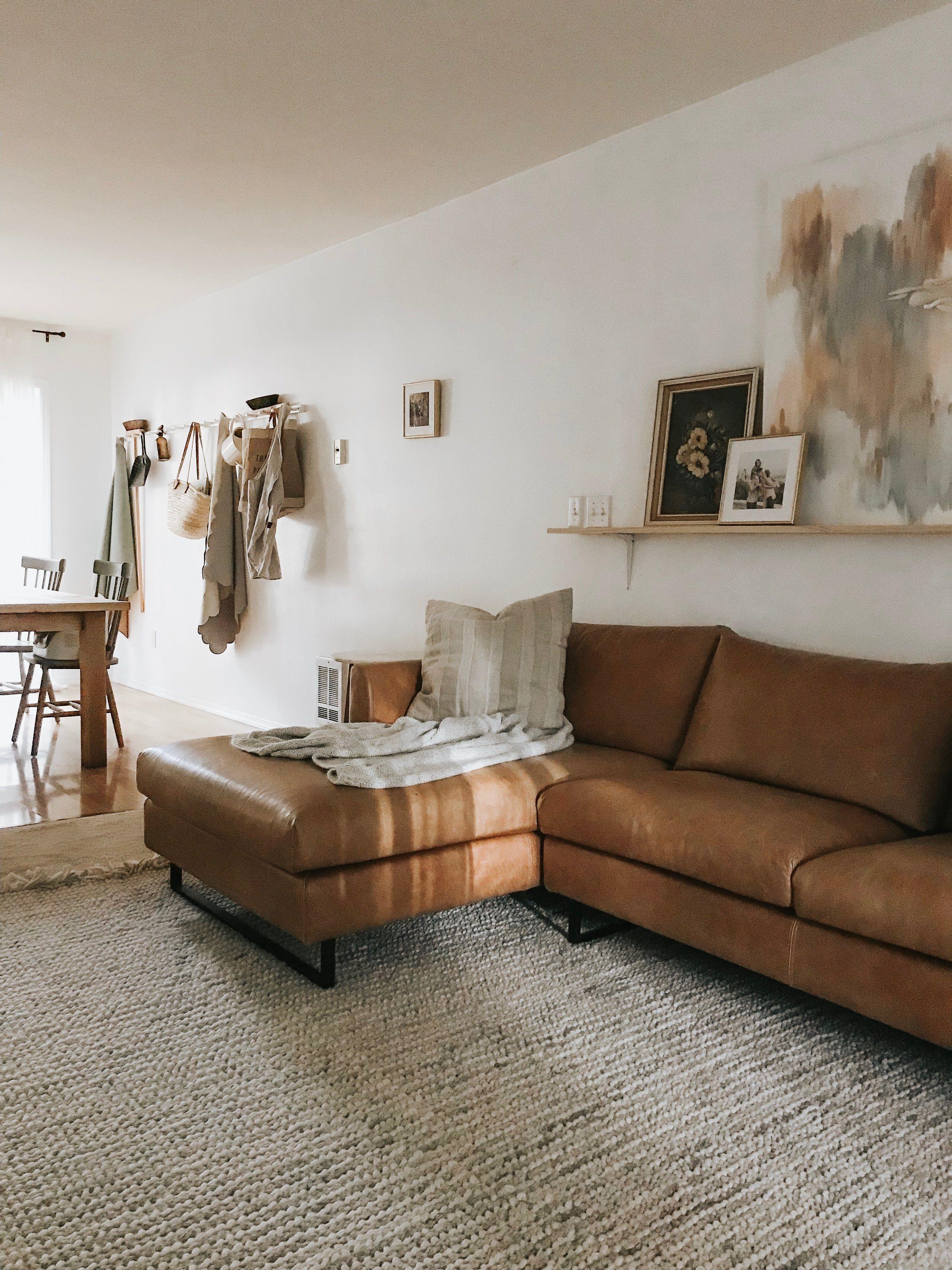 living room update with i/d #livingroom