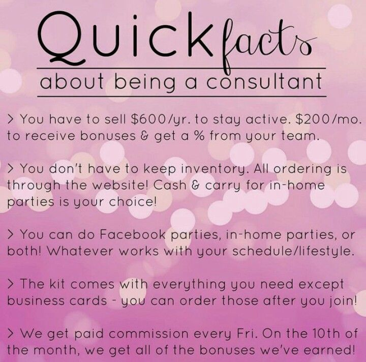 Consultant quick facts ♡ Jamberry Nails You\'ve got nothing to lose ...