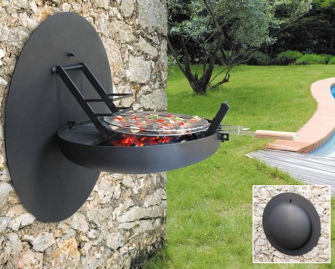 déco jardin barbecue design | Idées | Pinterest | Barbecue, Déco ...