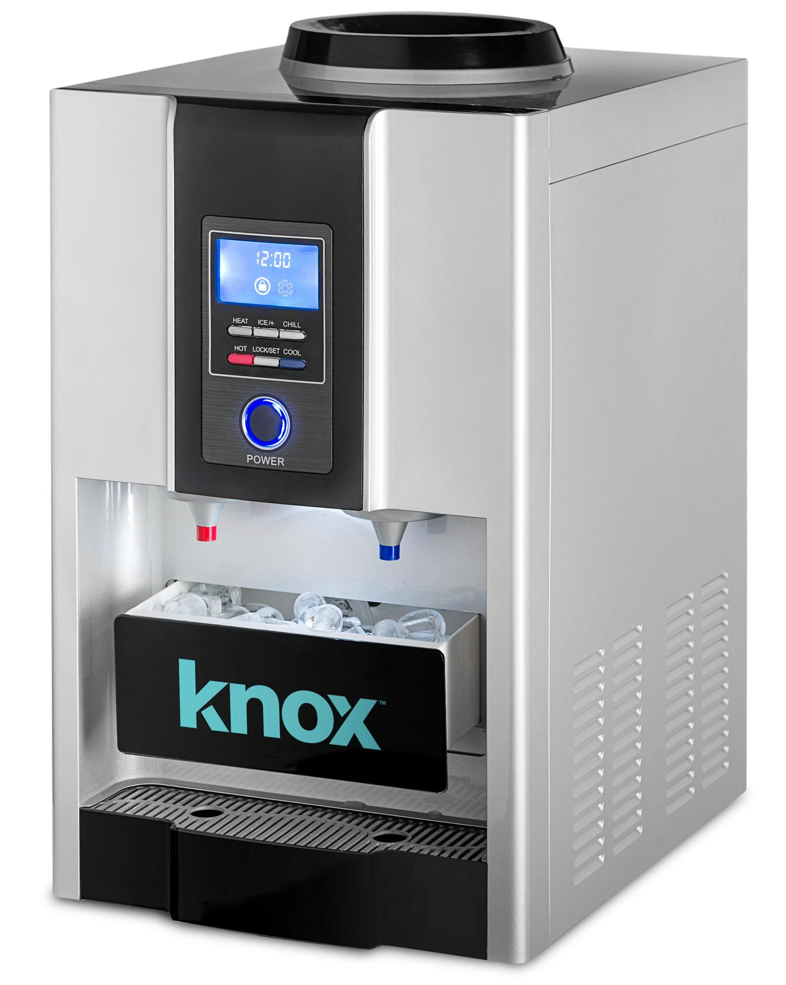Robot Check Water Coolers Ice Maker Cold Water