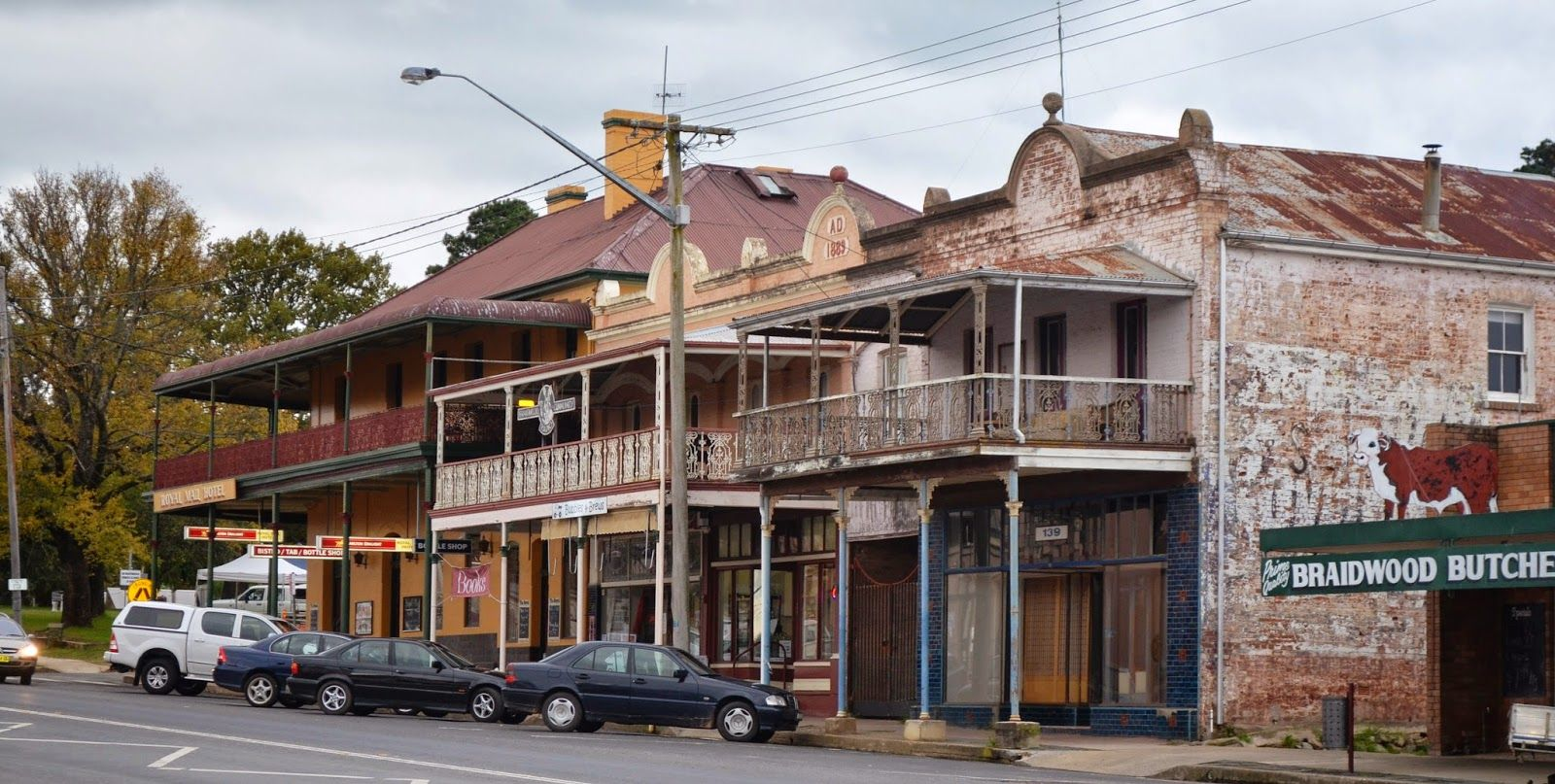Braidwood nsw australia