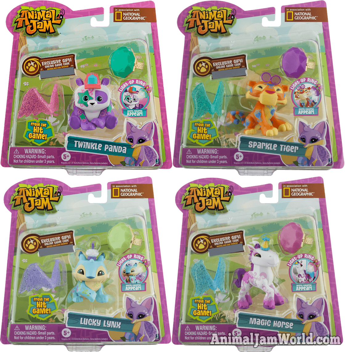 Light Up Friends Toys Exclusive Promo Codes Animaljam