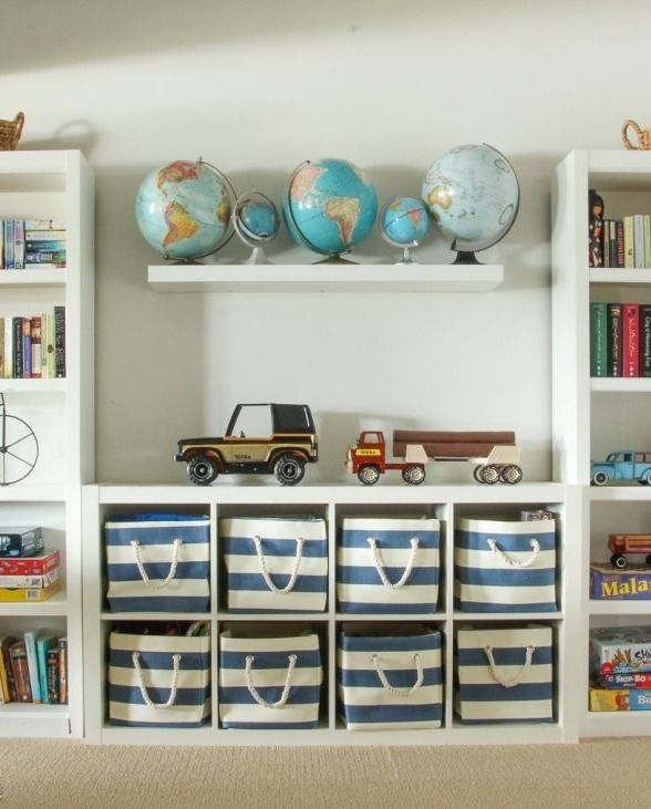 Genial PLAYROOM ORGANIZATION USING BINS U0026 BASKETS