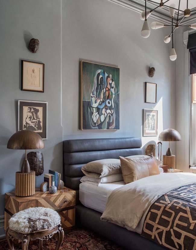 35 Wonderfully stylish mid century modern bedrooms 35